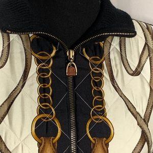 Ralph Lauren Tops - Ralph Lauren Quilted Silk Top